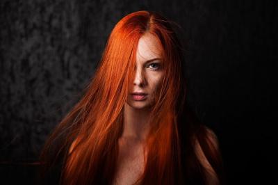 Смелые оттенки рыжей краски для волос: как выбрать свой вариант