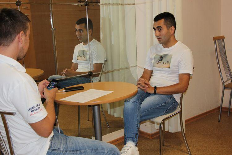 Алмаз Гафиятов: «Глобальная мечта? Спортивный телеканал в Татарстане»