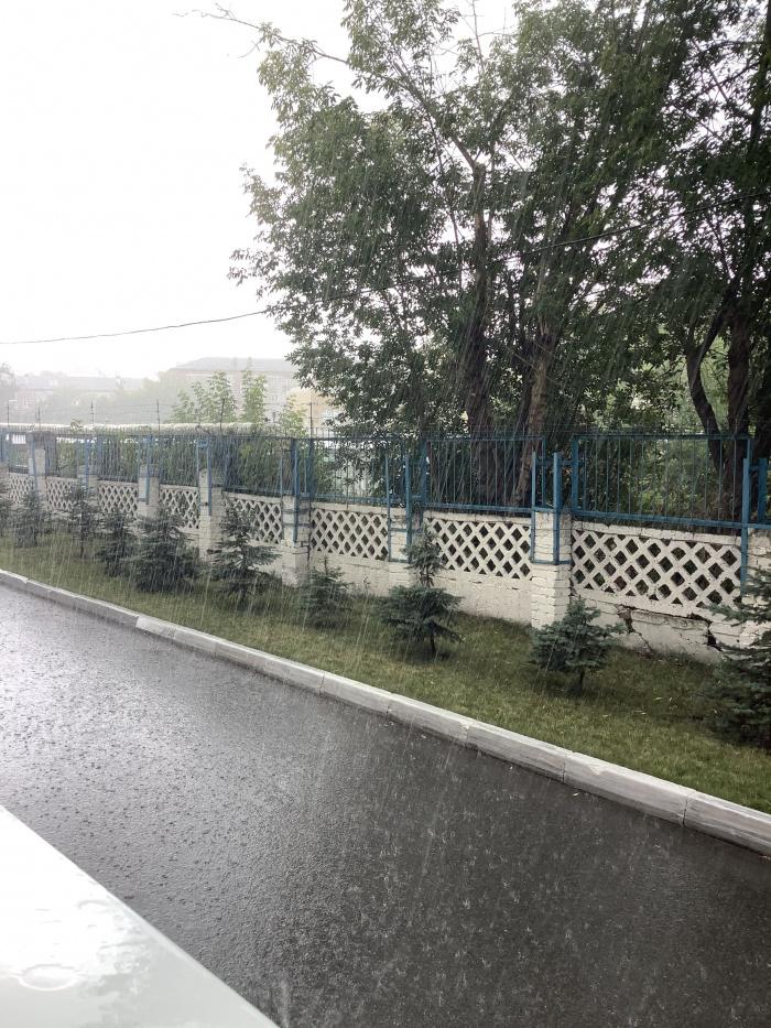 В Татарстане ожидаются ветер и дожди