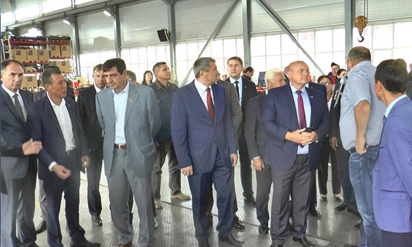 В Татарстане в районе Муслюмово обсудили участие депутатов в формировании общественных пространств