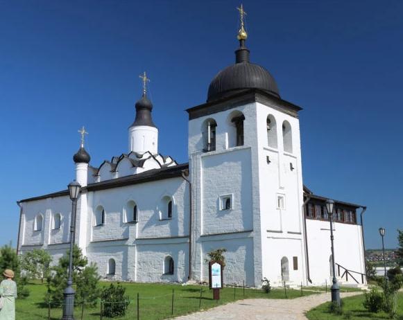 Туристы Татарстана смогут отправиться в Свияжск с ж/д станции по единому билету