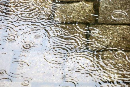 В Набережных Челнах из-за сильных ливней плывут дороги, в квартирах текут крыши (ВИДЕО)