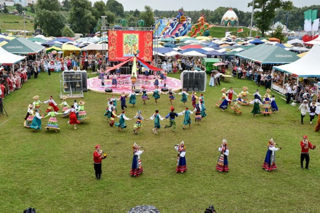 Спасская ярмарка в Елабуге: народный праздник актуален и по сей день