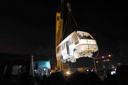 В упавшем с обрыва в Новороссийске автобусе находились татарстанцы