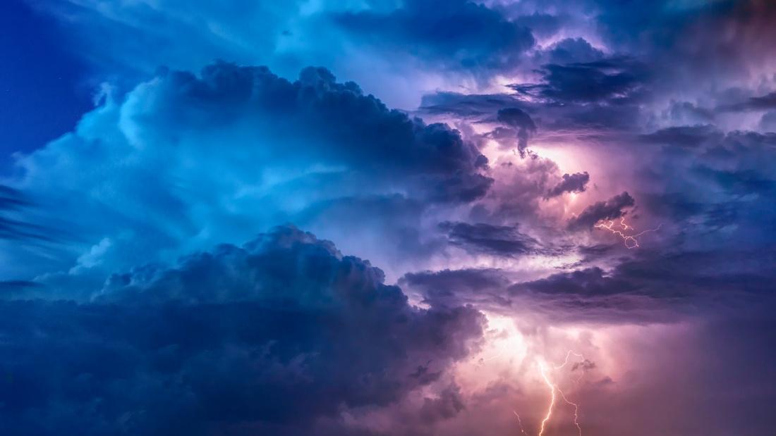 Новая неделя в Татарстане начнется с грозы и дождя