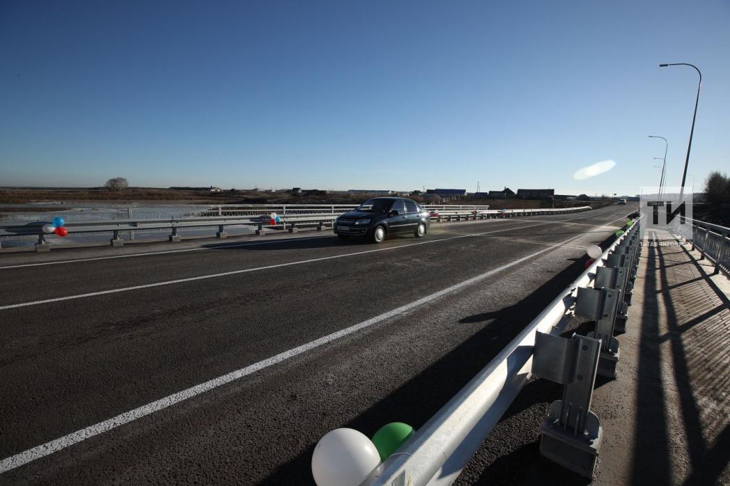 В Татарстане построят новый мост через Свиягу