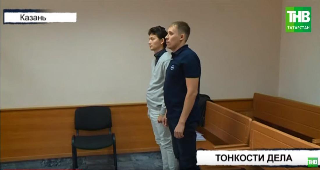На скамью подсудимых попали сотрудники исправительной колонии (ВИДЕО)