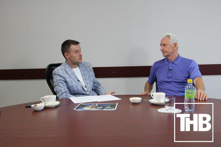 ТНВ хоккей легендасы Зиннәтула Биләлетдиновтан эксклюзив интервью алды