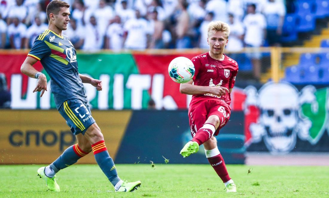 Гол Маркова принёс победу «Рубину» над «Арсеналом»
