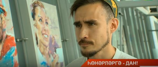 Тукай исемендәге Казан халыкара аэропортында һөнәр ияләрен сурәтләгән картиналар урнаштырылды