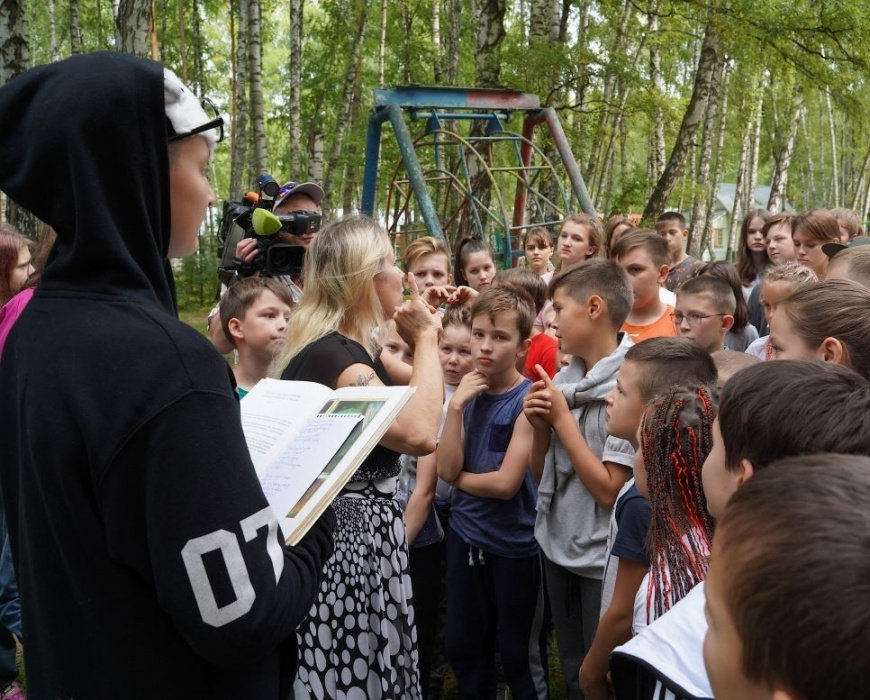 Детские лагеря Татарстана присоединяются к акции «Наш двор – территория добрососедства»