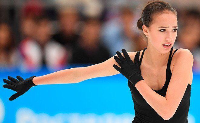 Алина Загитова претендует на звание «Спортсменка года-2019»