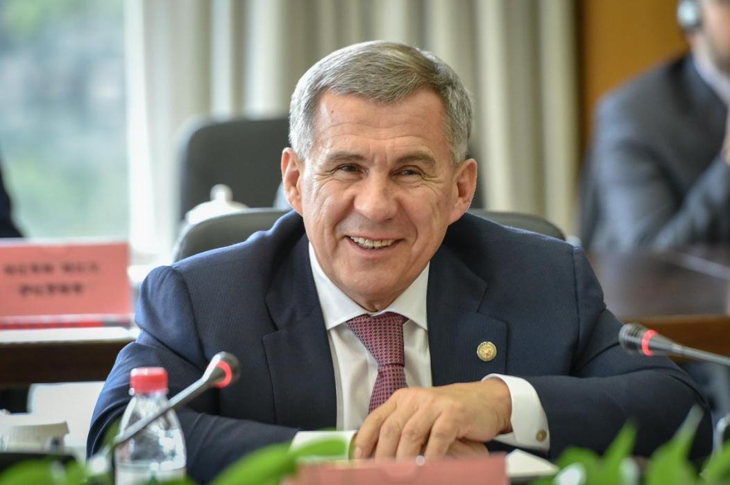 Рустам Минниханов: «ВСМ обязательно и в Питер, и в Казань, и дальше надо строить» (ВИДЕО ЭКСКЛЮЗИВ)