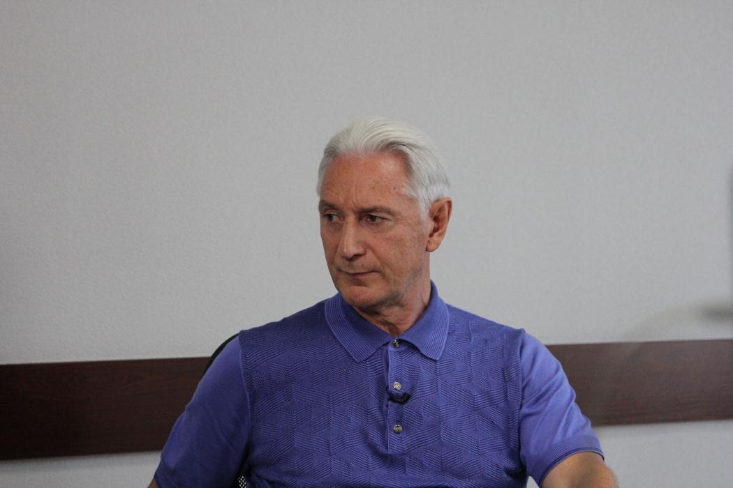 Зинэтула Билялетдинов: «Мне нравилось - айда «Ак Барс». Так говорят татары не только в Татарстане»