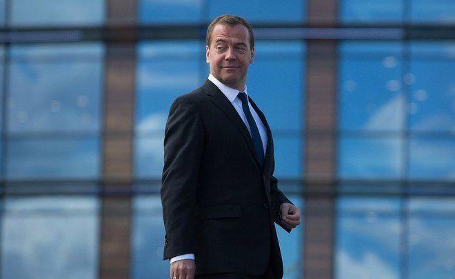 Дмитрий Медведев прибыл в Казань на открытие WorldSkills (ВИДЕО)