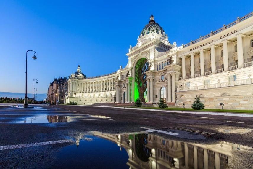 День города 2019 в Казани: Конкурс гармонистов ТНВ, автомотошоу и Feduk