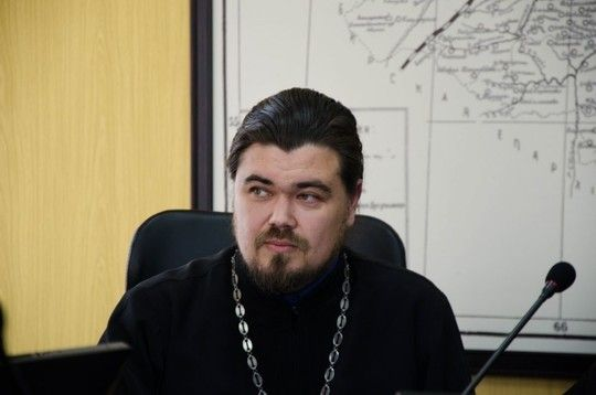 Митрополит Казанский и Татарстанский Феофан назначил нового настоятеля Тихвинского храма