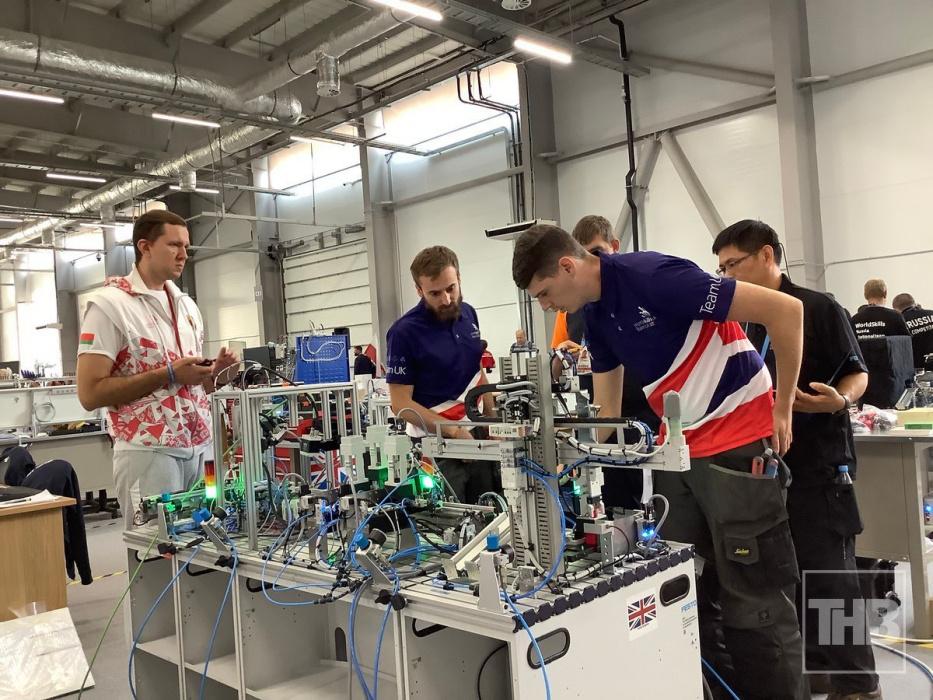 Прощание с WorldSkills: последний день соревнований в Казани