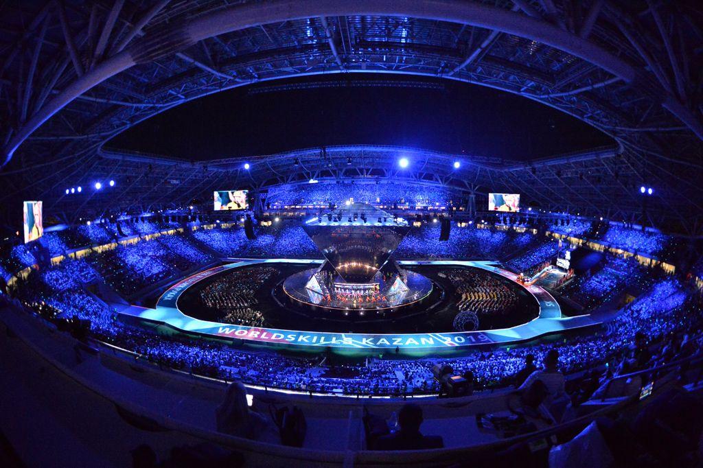 Татарстан поможет Китаю с организацией Worldskills-2021 в Шанхае (ВИДЕО)