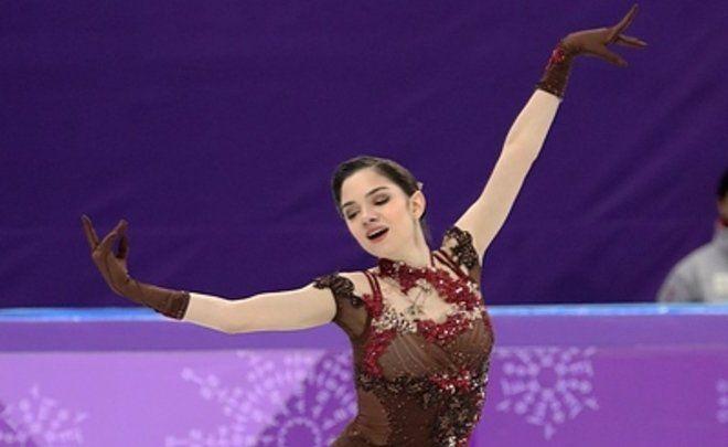 Евгения Медведева заявила, что в Канаде прибавила в катании