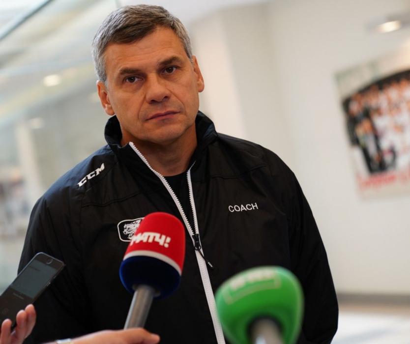Главный тренер «Ак Барса» Дмитрий Квартальнов не имел отношения к уходу Иржи Секача из казанского клуба