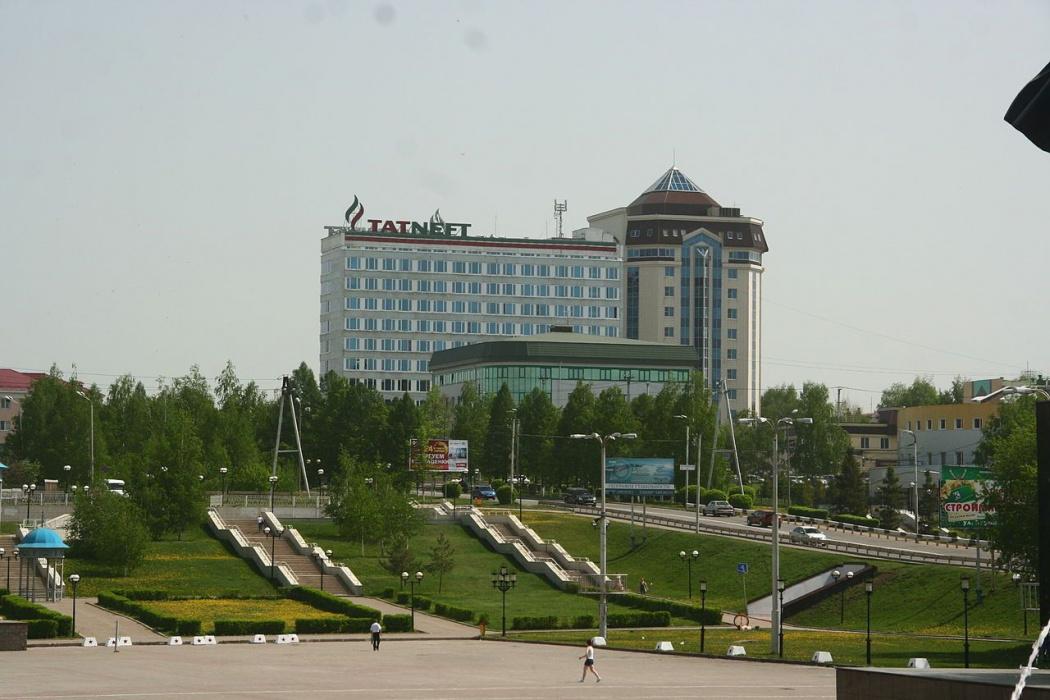 «Татнефть» купила комплекс производственных активов у «Сибура» (ВИДЕО)