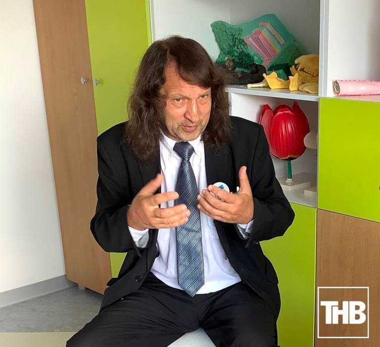 Тропой Метшина: ТНВ осмотрел новый корпус школы «СОлНЦе» до приезда мэра (ВИДЕО)
