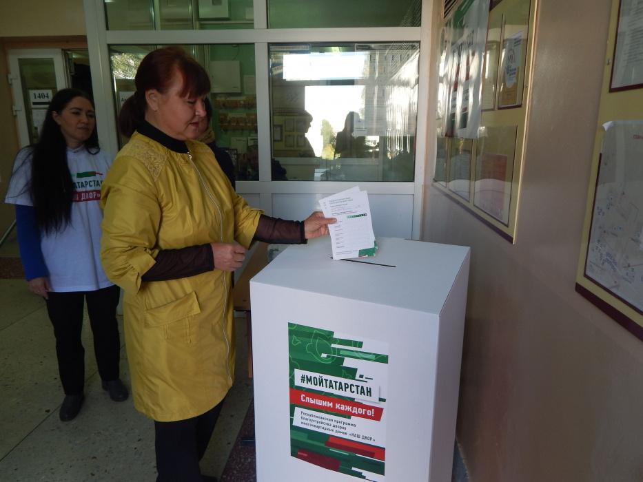 ЦИК РТ: явка на выборах на 10:00 в Татарстане составила 14%