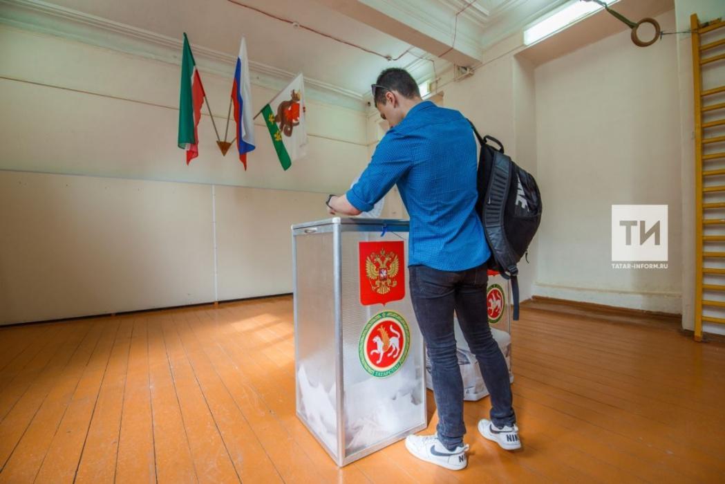 Почти 30% избирателей на 12:00 проголосовали на выборах в Госсовет Татарстана