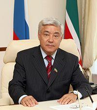 Фарид Мухаметшин проголосовал в казанском лицее №116 (ВИДЕО)