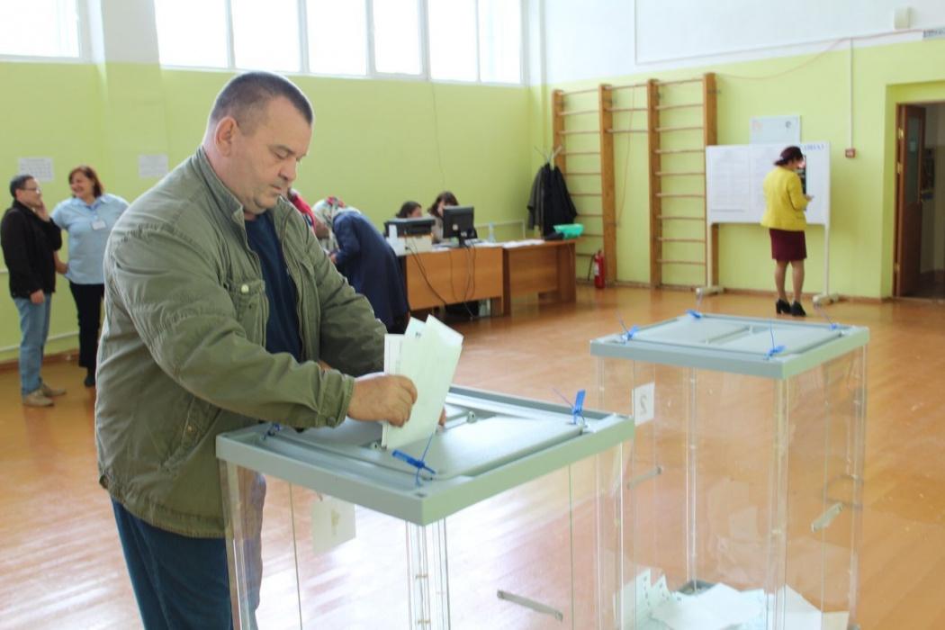 На 18:00 в Татарстане проголосовало больше половины населения