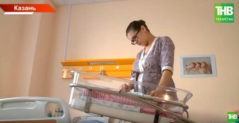 В день выборов в Татарстане родилась девочка Камилла (ВИДЕО)