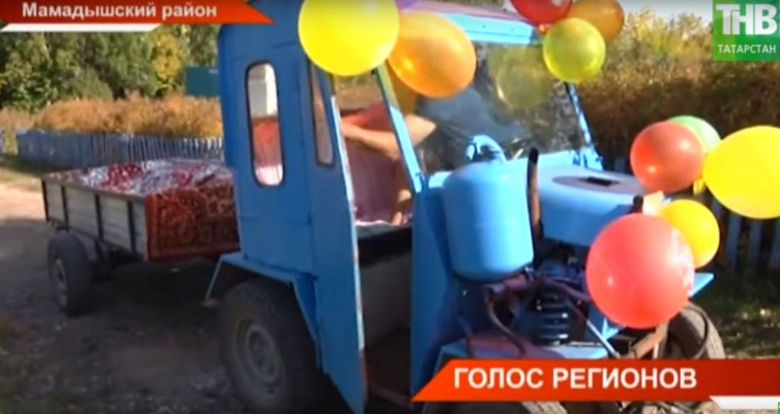 Как выбирают районы Татарстана: гастрономический фестиваль, самодельный трактор и молитва имама