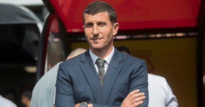 Бывший наставник «Рубина» Хави Грасия шокирован своей отставкой из британского «Уотфорда»