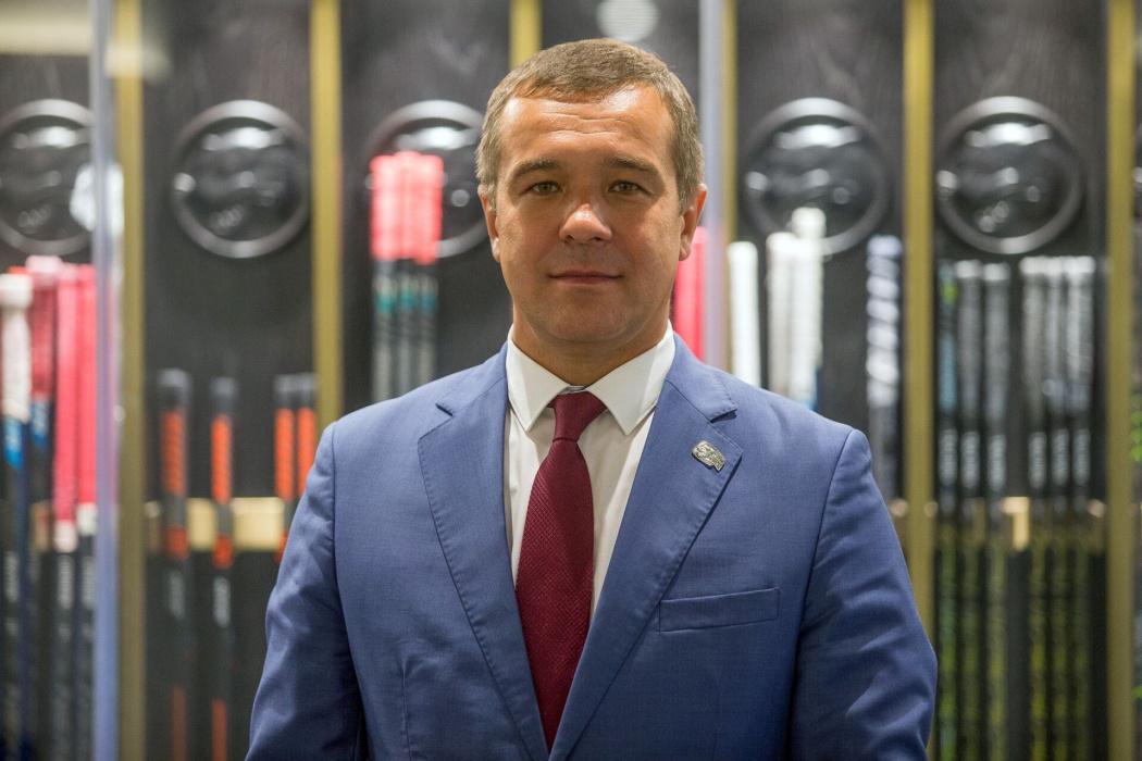 «Ак Барс» назначил Мансура Усманова на новую должность исполнительного директора