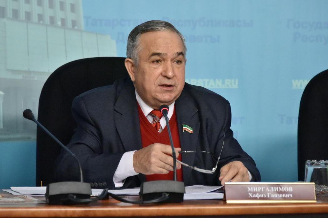 Лидер КПРФ в Татарстане недоволен выборами в республике и настроен сдать свой мандат депутата