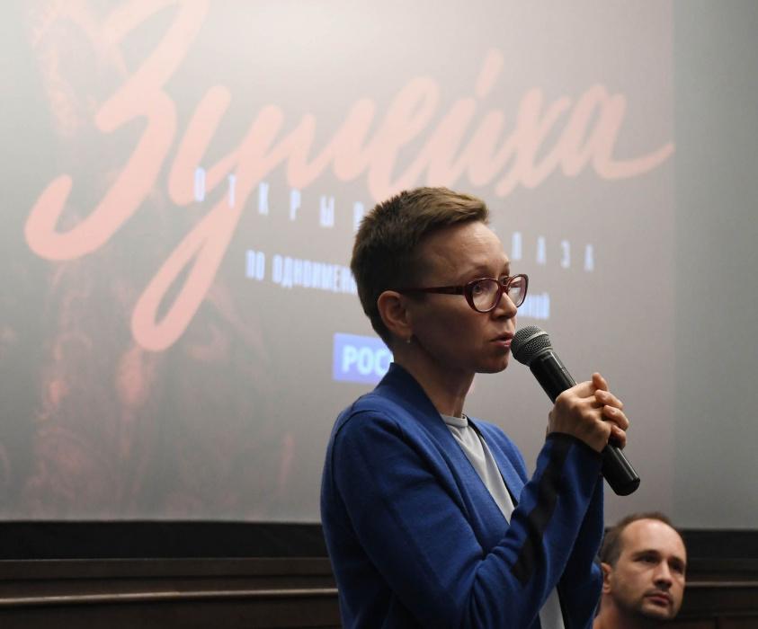 В Казани показали эпизоды фильма «Зулейха открывает глаза»