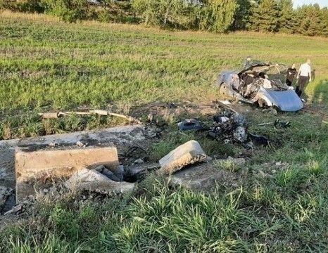 В страшном ДТП в Татарстане погиб человек
