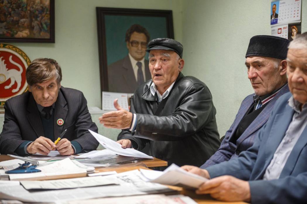 Удмуртский пламенный пассионарий Альберт Разин погиб - народ не исчезнет!