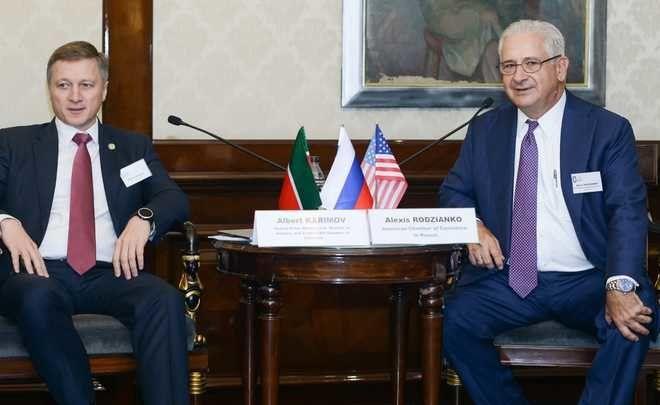 США может открыть торговое представительство в Татарстане