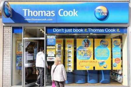 В Британии обанкротилась старейшая туристическая компания Thomas Cook, которая владеет в России «Интуристом» и «Библио-Глобусом»