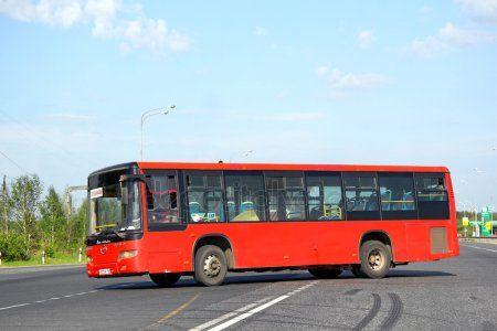 Владельцы «краснобусов» отчитались о подготовке к зиме (ВИДЕО)