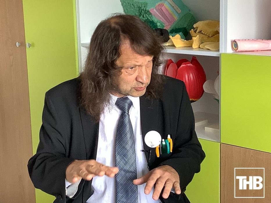 Павел Шмаков: «Я говорю о том, как сделать так, чтобы русская и татарская культуры – взаимодействовали» - видео