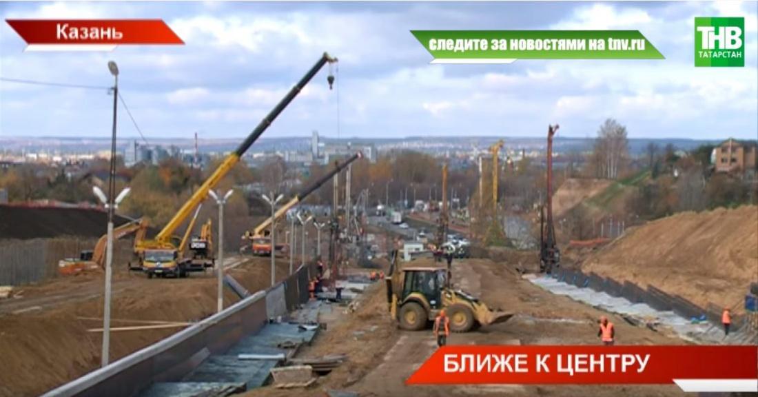 Ильсур Метшин обозначил клубок проблем при строительстве Большого Казанского кольца (ВИДЕО)