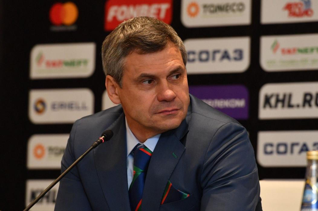 Дмитрий Квартальнов раскритиковал игру «Ак Барса» в большинстве