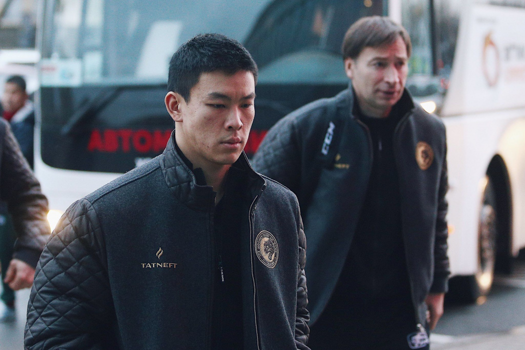 Олег Ли забросил в дебютной игре, «Ак Барс» разгромил «Авто»