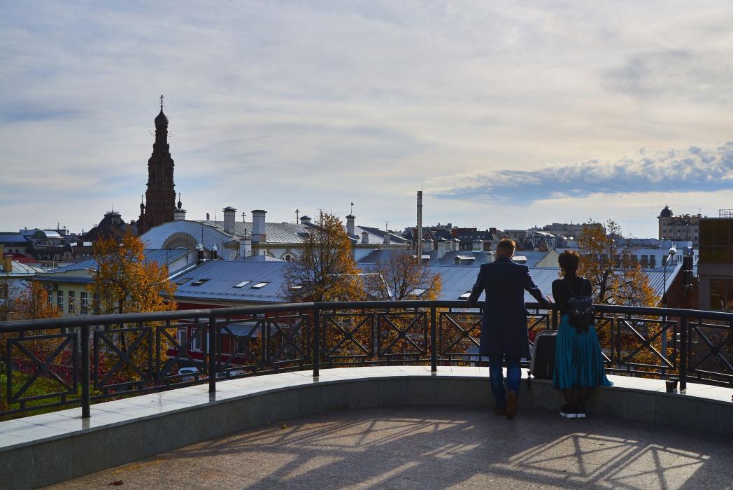 В КФУ спрогнозировали аномально теплую погоду до конца октября в Казани