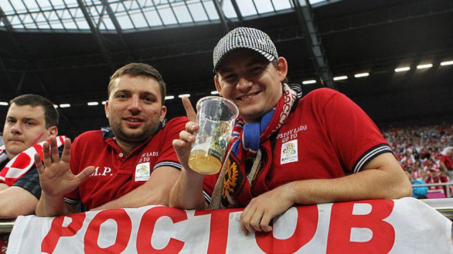 Пиво может вернуться на футбольные стадионы России