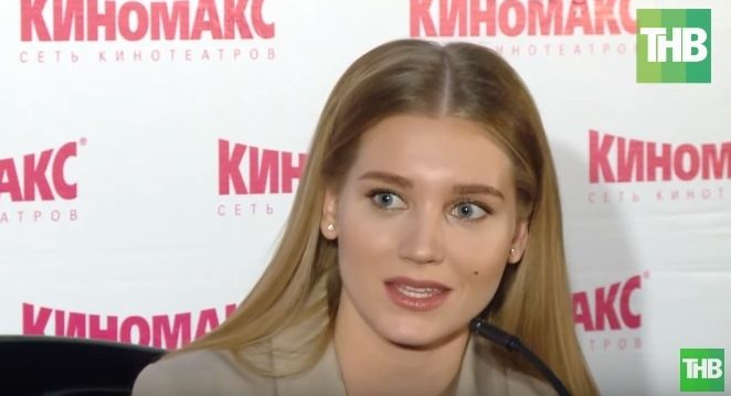 Кристина Асмус прокомментировала участие в постельных сценах в фильме «Текст»