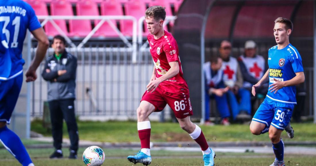 17-летнего игрока «Рубина» перевели из больницы в реабилитационный центр Подмосковья